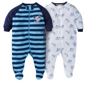 Gerber One Pieces - 2 piece sleep n play